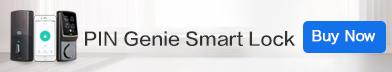 Lockly PIN Genie Smart Lock
