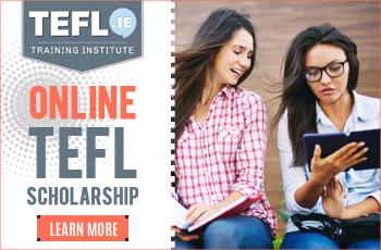 Online Tefl Scholarship