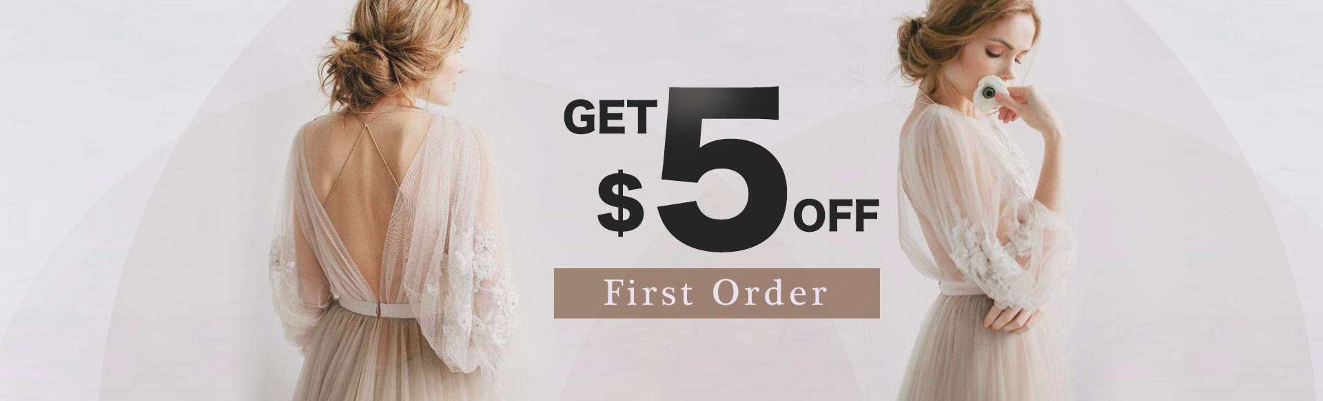 $5 Off Your First Order