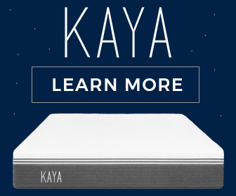 KAYA Mattress Banner 3
