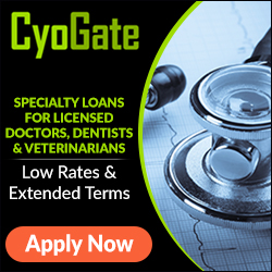 Specialty Loans For The Medical Industry!