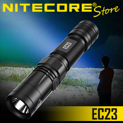 NITECORE EC23 1800 Lumen Everyday Carry Flashlight
