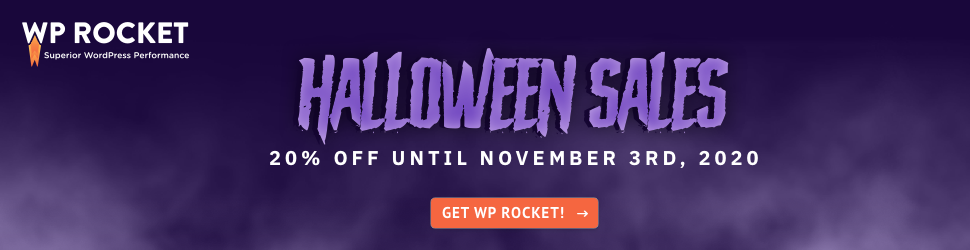 WP Rocket 20% Off