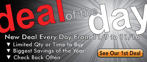 All-Battery.com Deal of the Day