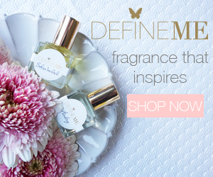 DefineMe Fragrance...fragrance that inspires