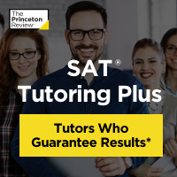 SAT Tutoring Plus