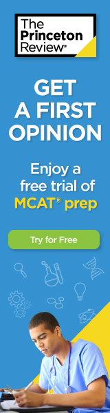 The Princeton Review MCAT Prep Course, Practice Test, & Book