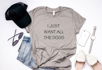 51 Dog t-shirts with fun sayings