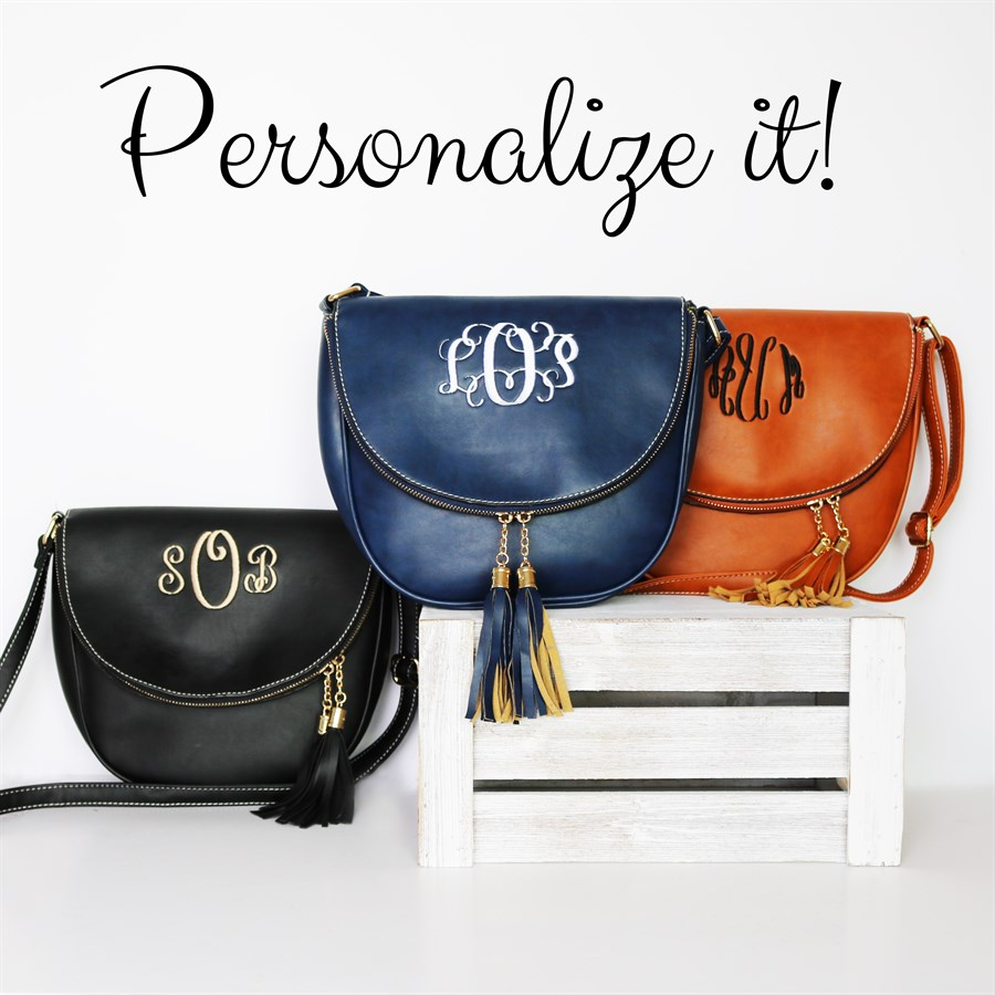 Personalized purses