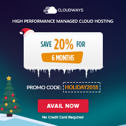 High performance managed cloud hosting