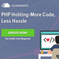 PHP hosting - more code, less hassle