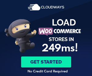 CloudWays WooCommerce