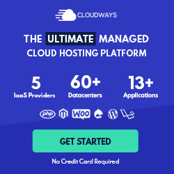 The ultimate managed cloud hosting platform