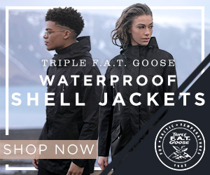 Triple F.A.T. Goose Waterproof Shells