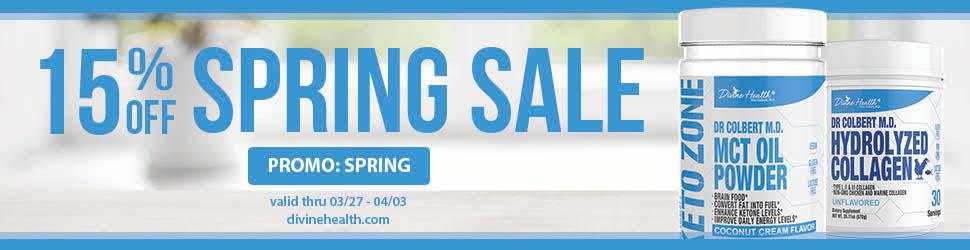 Ketozone Spring Sale banner 970x250B