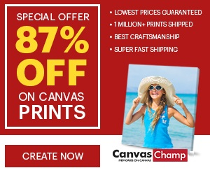 Canvas Prints - CanvasChamp UK