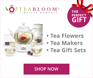 Teabloom Flowering Teas and Blooming Tea Gift Sets