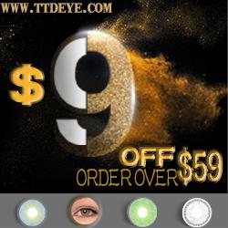 Get 9$ Off Order Over 59$