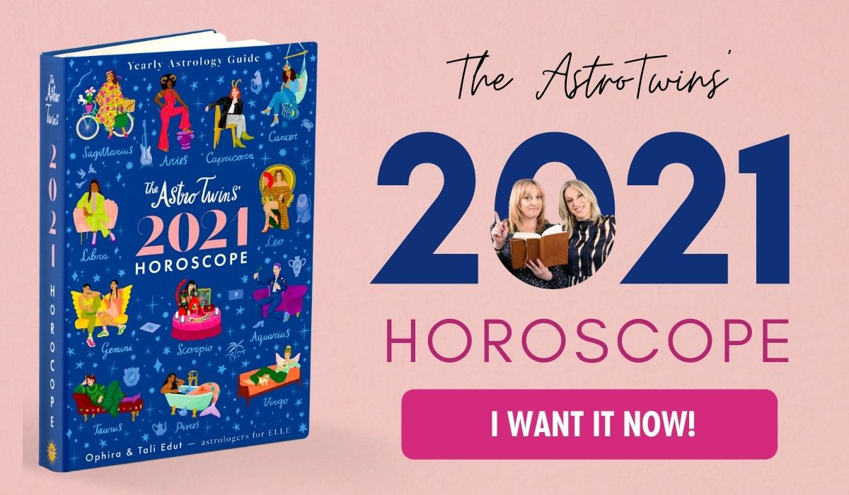The AstroTwins' 2021 Horoscope Guide