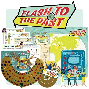 Flash to the Past Subscription Box