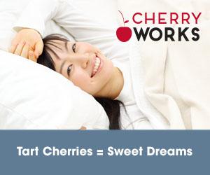 Sleep better with CherryWorks Sleep+Repair