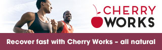 Support exercise recovery with beets & tumeric tart cherry concentrate.