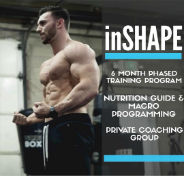 inSHAPE Online Fitness Coach