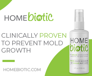 Clinically Proven to Prevent Mold Growth