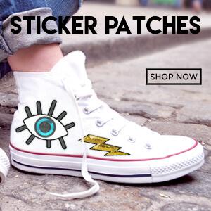 iDecoz Sticker Patches