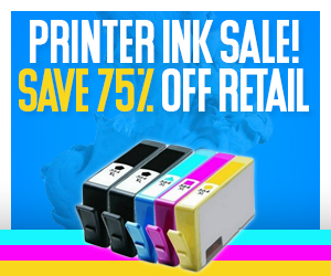 Shop now and Save up to 85% at Source4ink.com