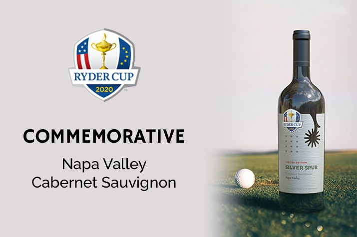 2018 Silver Spur Ryder Cup Napa Valley Cabernet Sauvignon