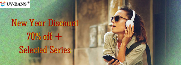 New Year Discount for Sunglasses - UV-BANS sunglasses clearance 70% off