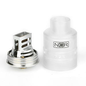 NCR Nicotine Reinforcer RDA with Coil-Free Design