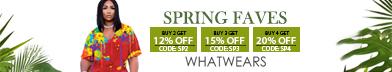 whatwears.com - Buy 4 Get 20% OFF
