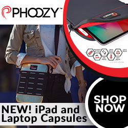 Grab a PHOOZY for your Tablet or Laptop!