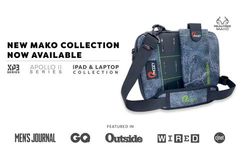 SAVE 25% PHOOZY Mako Bundle | Apollo II or XP3 Series Mako Thermal Capsule for their phone AND iPad or Laptop Mako Thermal Capsule To activate this discount - add both products to your cart and use promo code SHARK at checkout for 25% off this bundle