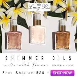 Frangipani Shimmer Oils