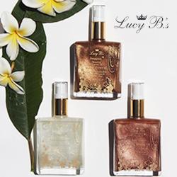 Shimmer Oil: Bronze, Gold, Rose Gold