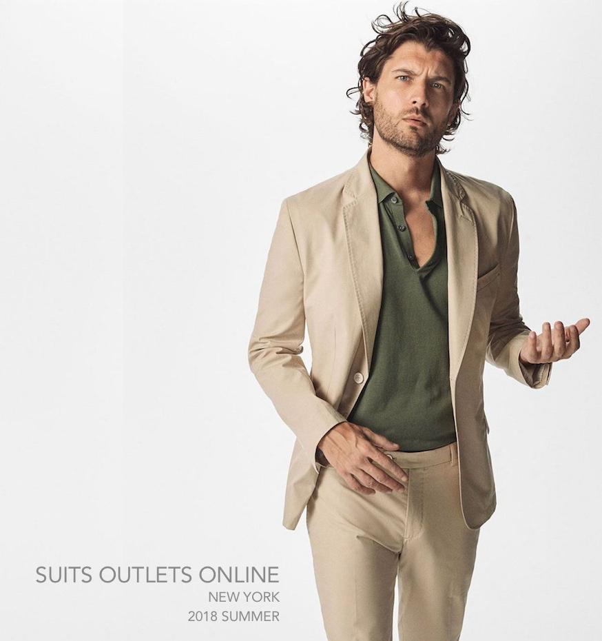 Summer Suit Sale