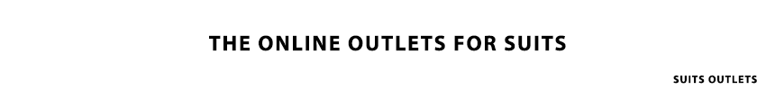 Suits Outlets - The Suit Company   NYC