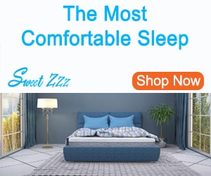 The Most Comfortable Sleep - Shop Now