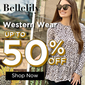 New Year Western Wear Up To 50% OFF!