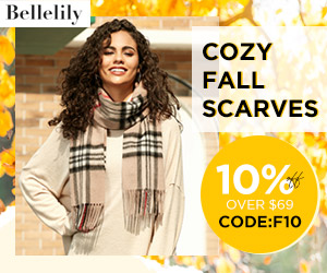 New In 100% Wool Cozy Fall Scarves Time-Limited 60% Off!