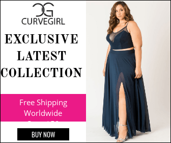 Latest Plus Size Party Dress