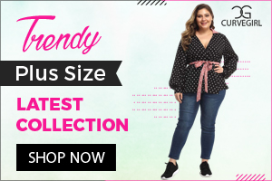 Trendy Plus Size Latest Collection