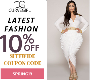 Plus Size Fashion Sitewide Discount