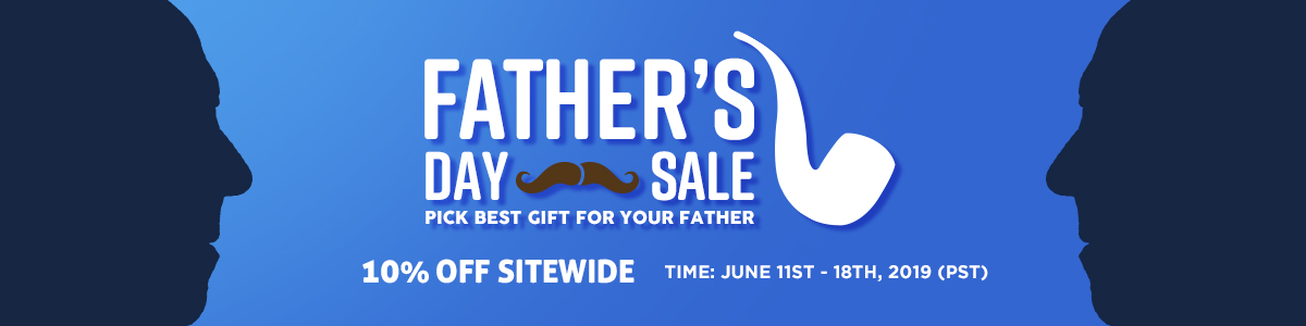 BuyBest Father's Day Sale - 10% OFF Sitewide