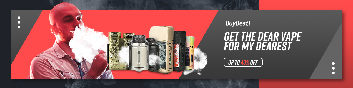 High-end Vape Gifts Collection | Up to 40% Off