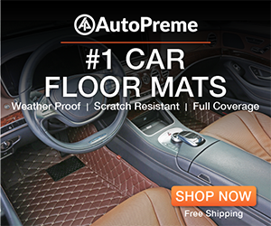 AutoPreme Coupon Code: The Best Premium Luxury Car & Auto Floor Mats