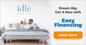 Holiday Sale: $350 Off Any Foam Mattress